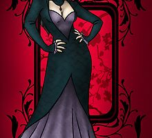 Gothic Queen by CatAstrophe
