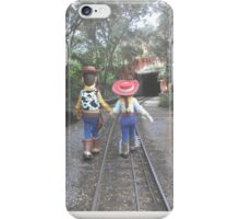 Woody and Jessie iPhone Case iPhone Case/Skin