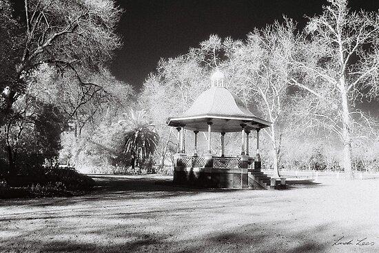 Rotunda, Benalla Botanical Gardens