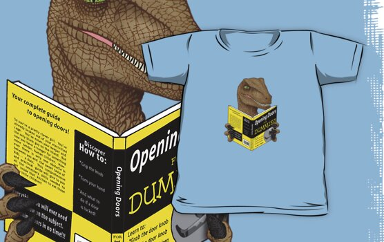 Opening Doors for Dummies by Jeremy Kohrs
