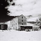Oxley Flour Mill  by Linda Lees