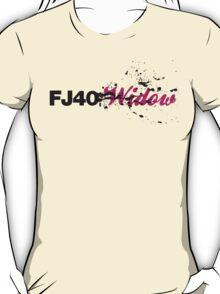 FJ40 Widow Splat T-Shirt