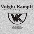 Voight Kampff - VK - Offworld Colonies by dennis william gaylor