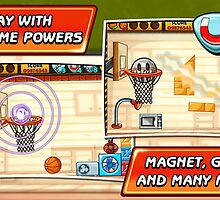 Basketball iPhone Game by johnmorris8755