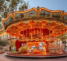 La Belle Epoque Carousel by Robyn Carter