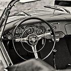Porsche 356 1500 Super by Micha Dijkhuizen