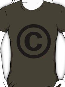 Copyright (©) T-Shirt