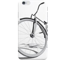Retro Bike iPhone Case/Skin