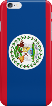 Belize Flag by pjwuebker