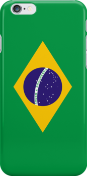 Brazil Flag by pjwuebker