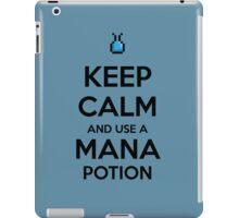 Keep Calm and use a Mana Potion iPad Case/Skin