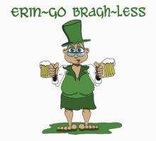 Erin Go Brah-Less by TwistedWorld