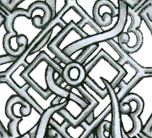 Bodhi Mandala Sticker