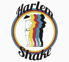 Harlem Shake Disco T Shirt by Fangpunk