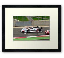 Audi Sport Team Joest No 1 Framed Print