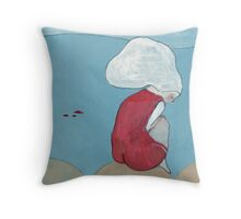 quilpo4 Throw Pillow
