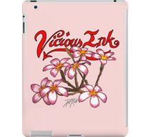 Frangipani Blossoms iPad Case/Skin