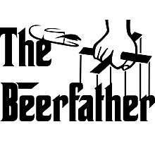 The Beerfather Photographic Print
