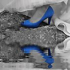 The Blue Shoe by Virginian Photography (Judy)