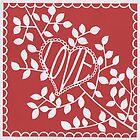 leafy love by MrsTreefrog