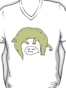Crocodiles Aren't Evil T-Shirt