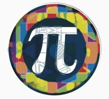 Pi Day Symbol 4 by MudgeStudios