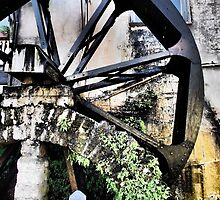 Watermill by ucfer09