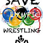 SAVE OLYMPIC WRESTLING!!! by Sir-Ibbington