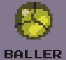 Super Metroid Baller by Bob Buel