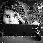 Parisian Street Art by Andrew & Mariya  Rovenko