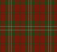 00012 Scot Clan Tartan Fabric Print Iphone Case by Detnecs2013