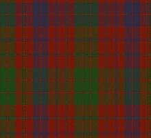 00020 Ross Clan Tartan Fabric Print Iphone Case by Detnecs2013
