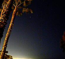 Santa Monica California by Aaron McKenzie