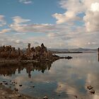 Tranquility at Mono Lake by Maurine Huang