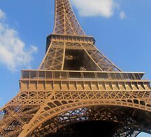 The Famous Eiffel Tower 2 by rjonesphotos
