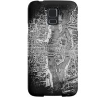 Paris à 1550 Samsung Galaxy Case/Skin