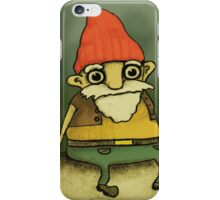 Garden Gnome iPhone Case/Skin