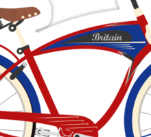 British Bicycle Sticker