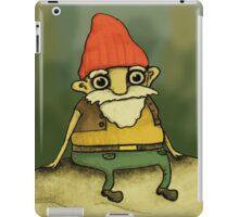 Garden Gnome iPad Case/Skin