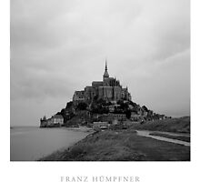 Mont Saint Michel 1 by franzhuempfner