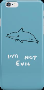 Sharks Aren't Evil by Sophie Corrigan