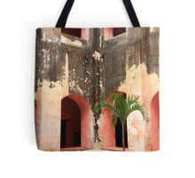 Convent Courtyard Tote Bag