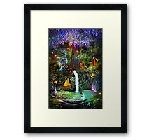 Fairy Bower Framed Print