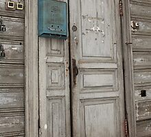 old entrance door by mrivserg