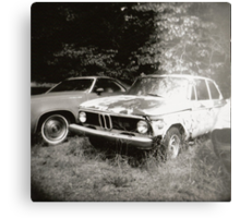 BMW 2002 Canvas Print