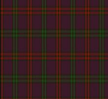 00045 Montgomery Clan Tartan Fabric Print Iphone Case by Detnecs2013