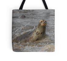 Atlantic Grey Seal Tote Bag