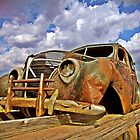 1938 Ford, near Booker, Texas by Ralf372
