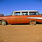 1957 Chevrolet Wagon, Albany, Texas by Ralf372