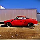 Karman Ghia, Abilene, Texas by Ralf372